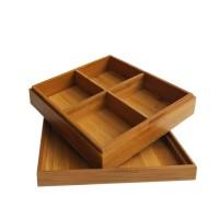 永生花木盒定制竹木茶叶盒手工皂盒