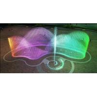 湖南喷泉长沙喷泉设计色彩多姿的音乐喷泉