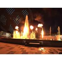 湖南喷泉,长沙喷泉哈萨克斯坦火喷泉