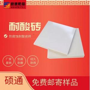 江西吉安市耐酸砖耐酸瓷板 硕通防腐3