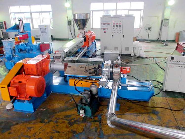 徐州恭乐供应PVC热切造粒生产线PVC造粒机
