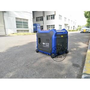 移动式3KW车载汽油发电机