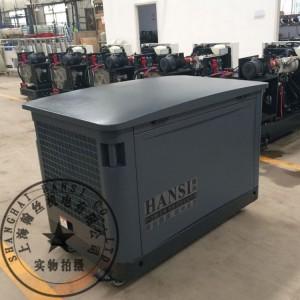 静音20KW三相汽油发电机
