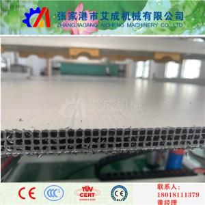 江苏中空塑料模板设备厂家