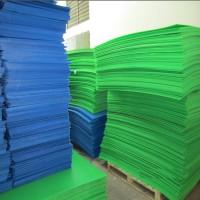 黃島廠家直銷中空板片材PP塑料板卷材防水防潮品質保證中空板