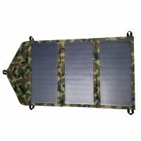 户外专用太阳能板充电板 应急便捷手机USB太阳能发电板