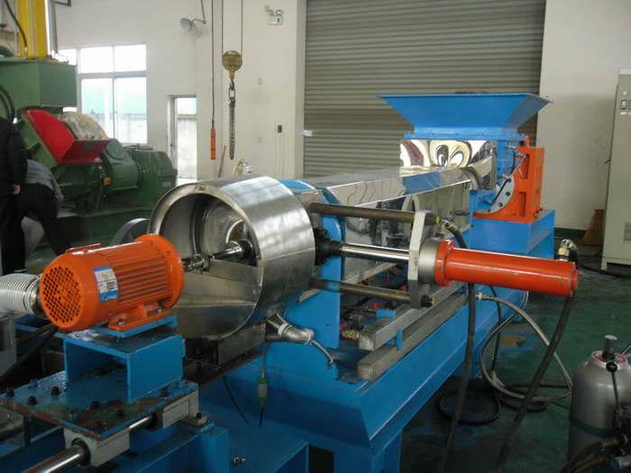 徐州橡胶造粒机PPR地暖电线电缆料造粒机厂家
