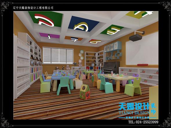 幼儿园装修设计,安全环保的幼儿园装修设计公司推荐