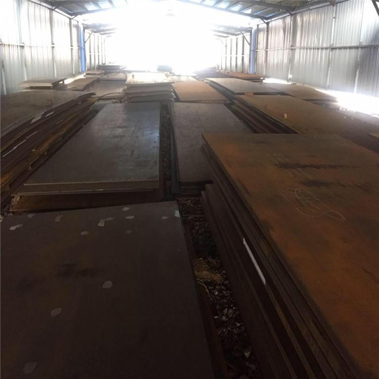 绍兴舞钢NM400耐磨钢板聊城新涟钢材代理商