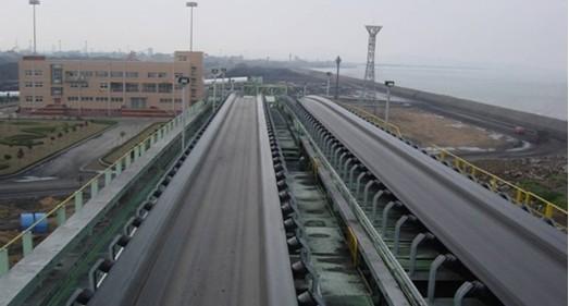 B800×52m皮带输送机技术参数