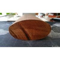 宁波柳桉木半圆扶手、柳桉木现货供应