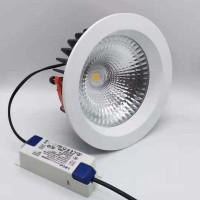 8英寸LED筒灯40W工程筒灯厂家直销