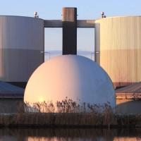 节能环保工程中干式膜式气柜优势
