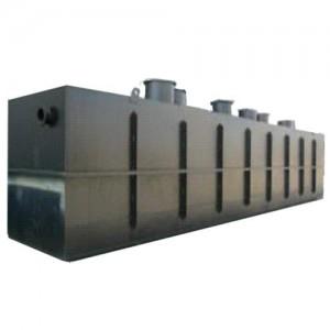 甘肃地埋式污水处理设备泰源绿色环保