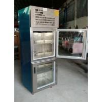 定做冷藏用防爆冰箱BL-L580CB中控玻璃门不锈钢防爆冰箱