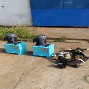 DYTF2000-500单缸电液推杆+电控箱