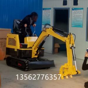 可配置抓木器小型挖掘机煮熟造林挖沟机质量过硬