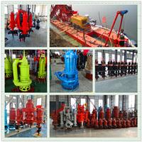 22kw抗造小型抽沙泵 22kw沉淀池排沙泵山东大厂