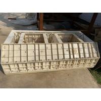 阶梯式生态护框阶梯护坡护岸塑料模具