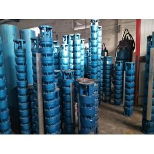大功率热水泵检修部分-天津热水深井泵厂家