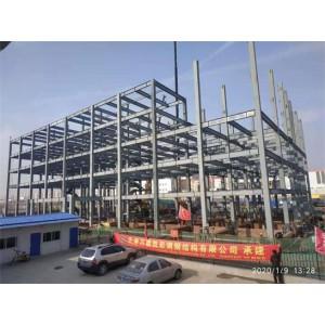 """天津钢结构办公楼是""""何方神圣"""""""