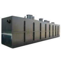 陕西地埋式污水处理设备宏瑞保护青山绿水