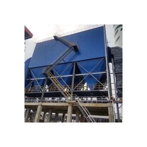高炉出铁口除尘器改造方案提升环保行业排放标准
