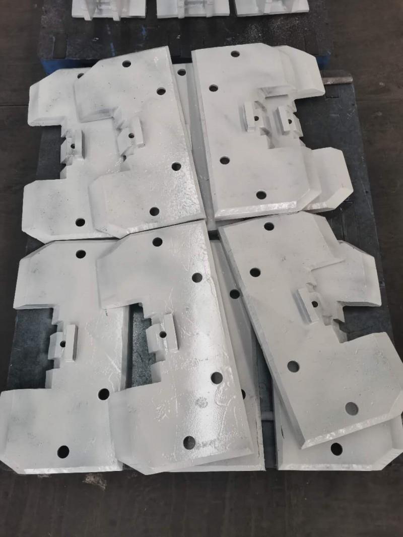 平顶山河南重机ZJG188.2503舌板组件