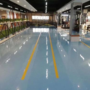 青岛环氧树脂地坪价格环氧地坪种类黄岛固化地坪施工厂家