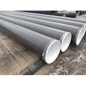 污水防腐螺旋钢管-3pe防腐排污管道,防腐钢管生产厂家