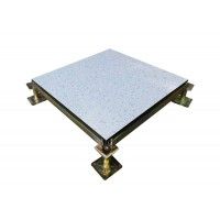 美露地板 美露硫酸钙防静电地板厂家 价格 安装