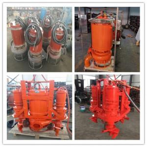 磷化工高温抽渣泵-加搅拌吸渣泵