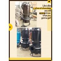 选矿抽沙泵,矿山抽尾矿泵,8寸耐磨砂石泵
