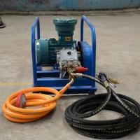 鸿奕BH-40/2.5煤矿用灭火液压泵维护方便