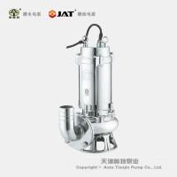 山西品牌不锈钢螺旋型排污水泵