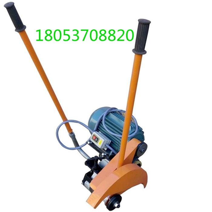 DQG-3型电动切轨机 电动锯轨机铁轨切割机简约实用
