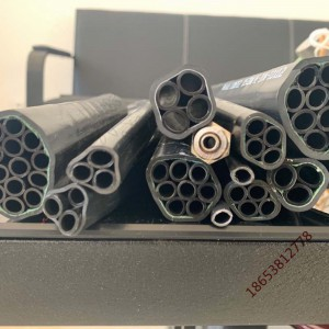 PE-ZKW8*1矿用束管耐压高8mm煤矿用聚乙烯束管