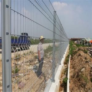 工厂外墙防爬网 萝岗庭院护栏网 工业区欧式护栏网 易安装