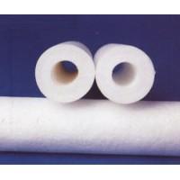 PP棉滤芯20寸5U带骨架滤芯 优质棉滤芯 聚丙烯熔喷滤芯