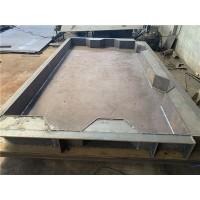 供应水泥装配式桥墩步道板模具安装施工介绍