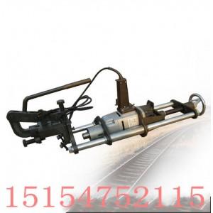电动钢轨钻孔机   操作简单携带方便快速准确