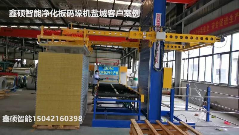 彩钢复合板生产线配套设备