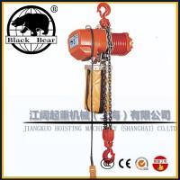 双链黑熊电动葫芦-Y2.8t黑熊电动葫芦吊高5米
