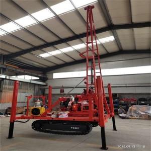 西安XY-1A-4岩层勘探钻机 电启动桥基地质钻机厂家地址