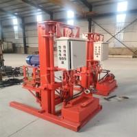 轻便型降水井钻机 简易钻井机 柴动水井钻机
