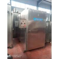 水产品加工厂大型蒸柜,海鲜鱼肉大型商用蒸柜