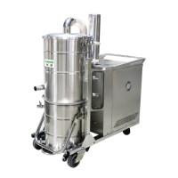 锅炉厂耐高温工业吸尘器 高温物料清理机 免维护