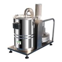 长淮CH-G223固定式配套专用吸尘器 机床设备粉屑吸尘机