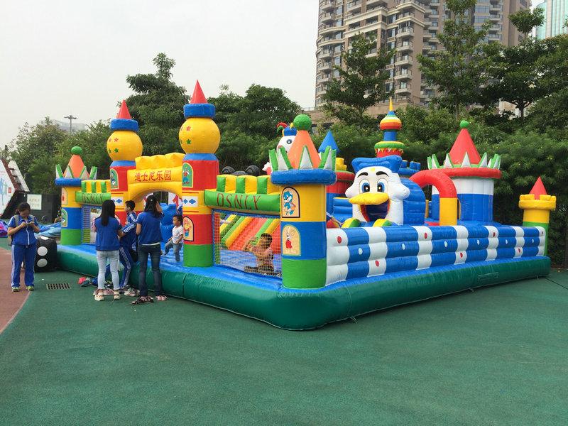 广东充气城堡出租广州充气攀岩出租