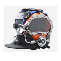 水下通讯潜水装备CDM-16型潜水头盔面罩 深潜打捞市政工程